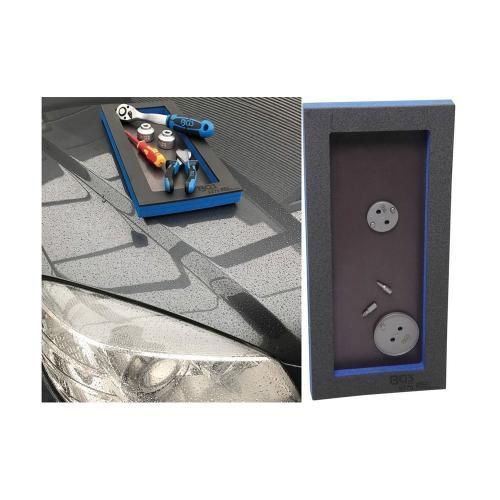 1/3 Werkstattwagen-Einlage, Ablagefach mit magnetischer Bodenplatte