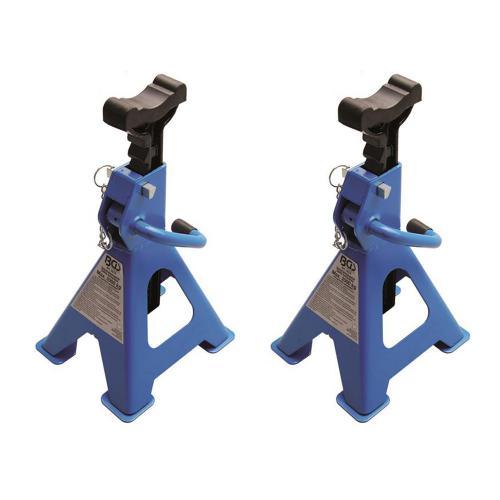 1 Paar Unterstellböcke, 2 to/Paar, 278-423 mm