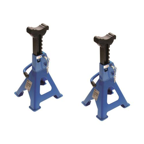 1 Paar Unterstellböcke, 3 to/Paar, 285-420 mm