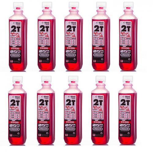 10 x 2-Takt Öl Zweitaktöl 100 ml synthetisch Divinol Mischöl