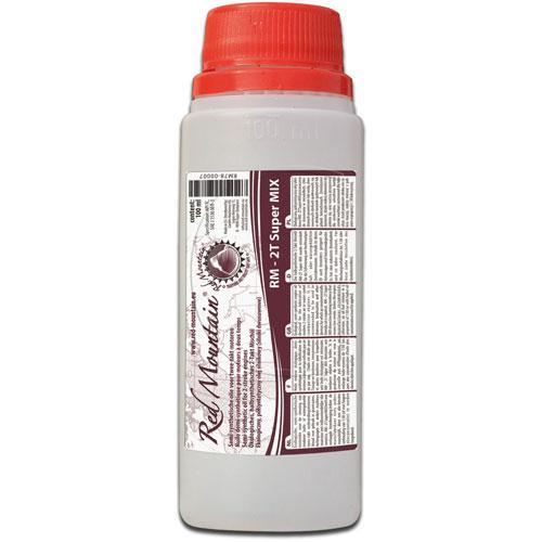 2-Takt Motorenöl / Inhalt = 100 ml - halbsynthetisches 2-Takt Motoröl RM-2T Super MIX
