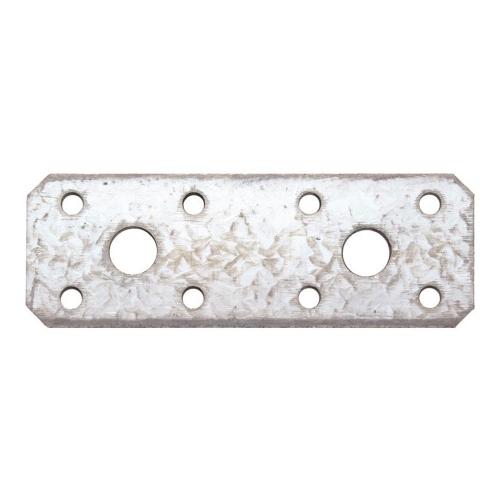 2 x Flachverbinder 100 x 35 x 2,5 mm