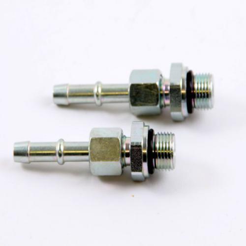 2 x Separ Verschraubungsatz D= 8mm Kraftstoffschlauch gerader Ausgang M16