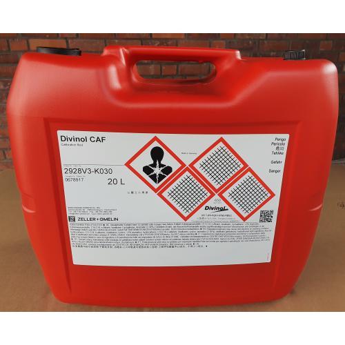 20 Ltr. Divinol CAF Hochleistungs-Prüf-Öl für Benzin & Dieselinjektoren Prüföl