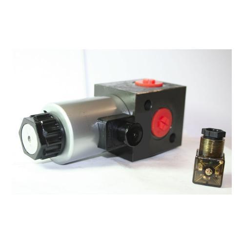 3/2 Wegeventil - TB - 12 VDC - mit Lecköl - Anschluss
