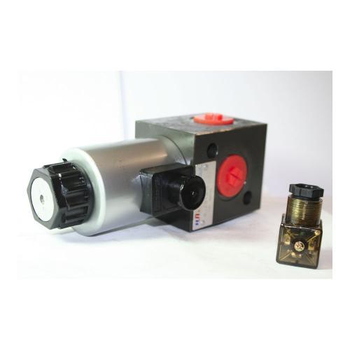 3/2 Wegeventil - TB - 24 VDC - mit Lecköl - Anschluss