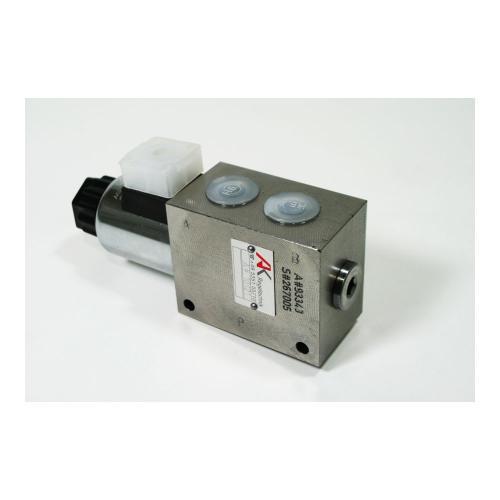 3/2 Wegeventil - TB - Monoblockausführung -  12 VDC - Anschlussgewinde G3/8 - Q max 40 l/min