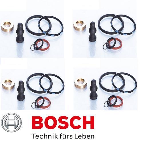 4 x Bosch Dichtungen Pumpe Düse Einheit VW Audi,Seat Skoda 1,9tdi 1 417 010 997