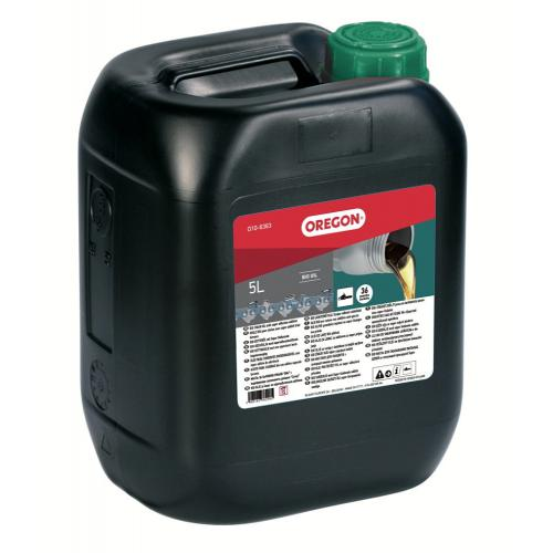 5 Liter OREGON BIO Sägekettenhaftöl, Kettenhaftöl, Sägekettenöl, Haftöl
