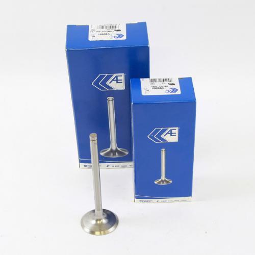 Auslassventil Deutz KHD MWM 712 D:35 mm 9,9 mm Schaft 1 Kerbe