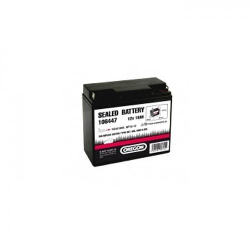 Batterie Akku 12 V 18 A Gel Rasentraktor Aufsitzmäher inkl. 7,50€ Pfand
