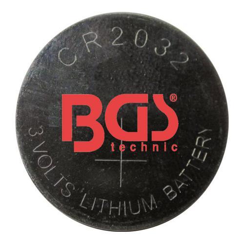 Batterie CR2032, für , passend für BGS 977, 978, 979, 1943, 9330