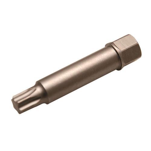 Bit Aussen-6-Kant, mit Kugel , T50x64 mm mit 12 mm