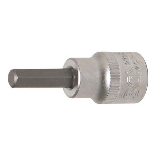 Bit-Einsatz, Innen-6-Kant 1/4 x 48 mm, 10 (3/8)