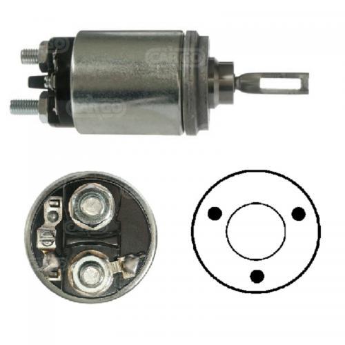 Bosch / Cargo Magnetschalter Bosch-Anlasser 12V Ref. 0331400001