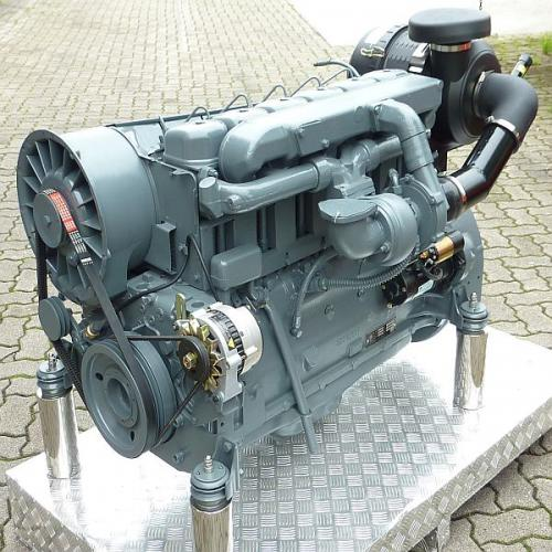 Deutz Motor BF6L913 turbo neu Lizenznachbau, sehr gute Verarbeitung