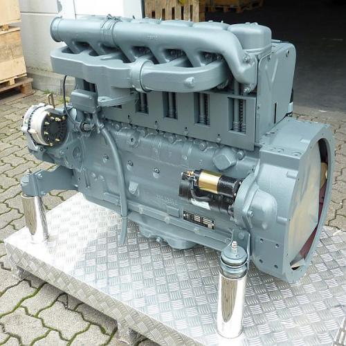 Deutz Motor F6L914 neu Lizenznachbau, sehr gute Verarbeitung