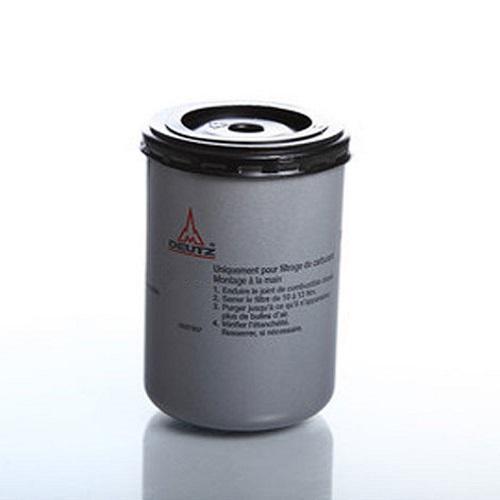 Deutz Ölfilter OEM-Nr. 01174419 Wechselfilter Farbe: silbergrau