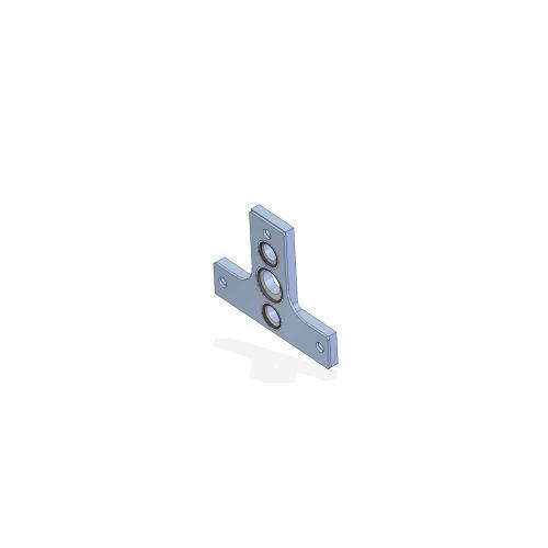 Distanzplatte 10 mm für SB 23 OC - TB - inkl. Dichtungsträger AK Artikel 89001