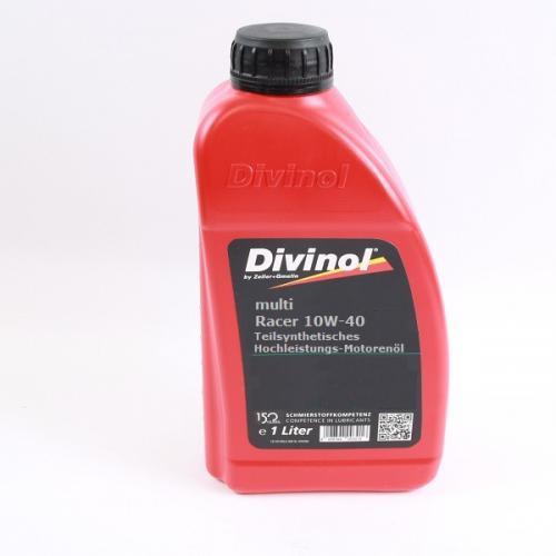 Divinol Multi Racer 10W40 teilsynthetisches Motorenöl 1000ml