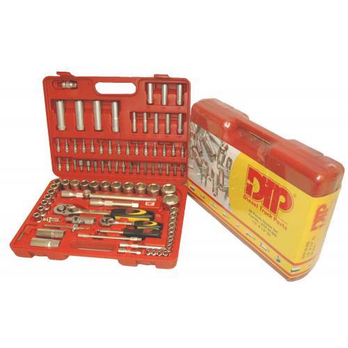DTP Werkzeugsatz - Knarrenkasten