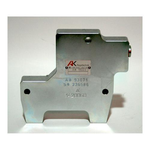 Endplatte für Bosch - System SB 23 LS - TG