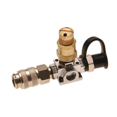 Ersatz-Sicherheitsventil, passend für BGS 8563