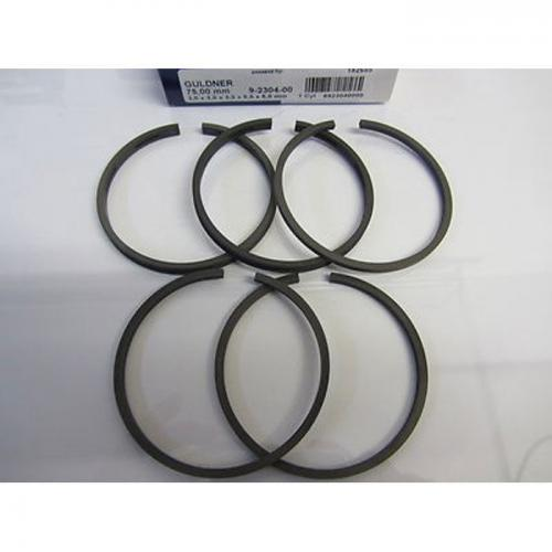 Güldner Kolbenringsatz, 5-teilig, Durchmesser 75mm, NPR-Qualität