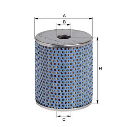 Hengst Ölfilter E116H OX60 H928/1 Ölfiltereinsatz CH330PL Deutz 812
