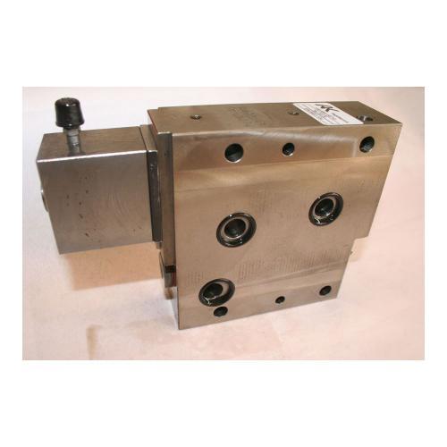 Hydraulisches Anhänger - Bremsventil - TB - Bremsflüssigkeit DOT 4 - Kd = 12 mm