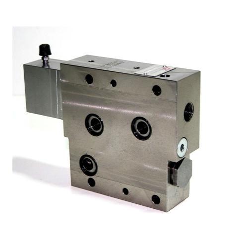 Hydraulisches Anhänger - Bremsventil - TB - Bremsflüssigkeit DOT 4 - Kd = 14 mm