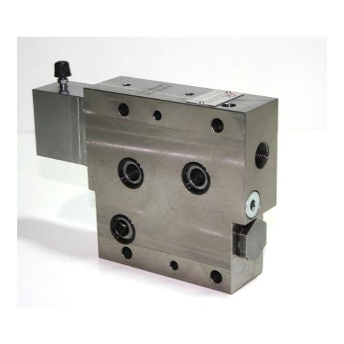 Hydraulisches Anhänger - Bremsventil - TB - Bremsflüssigkeit HLP / Mineralöl - Kd = 14 mm