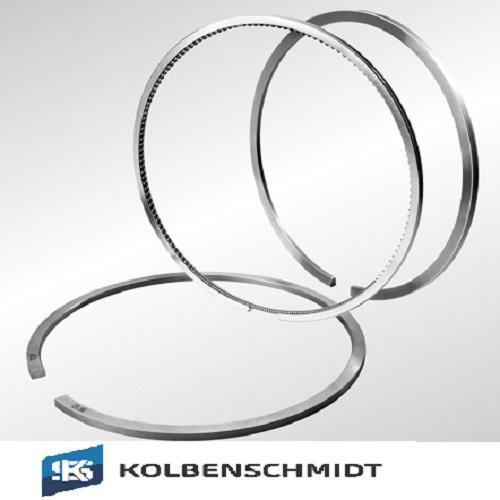 Kolbenringsatz 3-teilig Deutz KHD 413  D: 125 mm Kolbenschmidt
