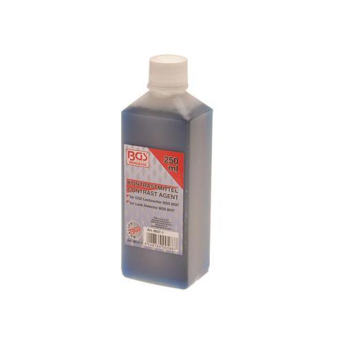 Kontrastmittel für CO2 Lecksucher, passend für BGS 8037