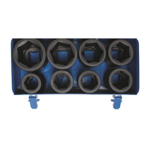 Kraft-Steckschlüssel-Einsätze , tief, 27-50 mm, 25 (1)
