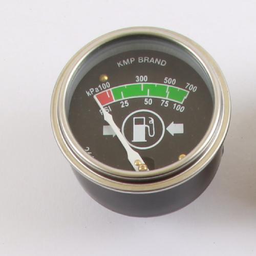 Kraftstoffdruckanzeige Indikator Ø52er Armatur 0-100psi 0-700kPa