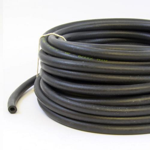 Kraftstoffschlauch NBR/CR 9, 3 x 15, 3 mm Benzinschlauch Textilgeflechtseinlage