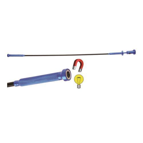Krallengreifer-Magnetheber-Leuchten Kombiwerkzeug