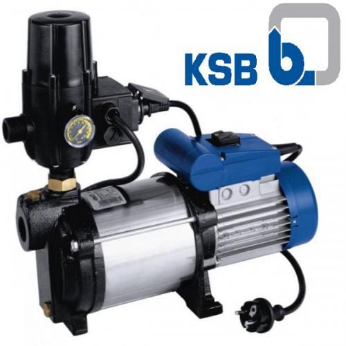 KSB Multi Eco 35 Pro mehrstufige selbstansaugende Kreiselpumpe inkl. Schaltautomat