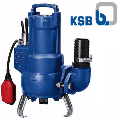 KSB Schmutzwasser Tauchmotorpumpe Ama–Porter 501 SE Tauchpumpe