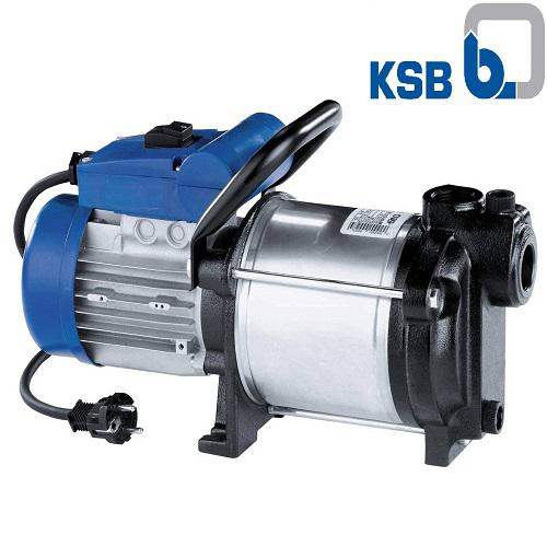 KSB Wasserversorgungspumpe Multi Eco 35 P mehrstufige selbstansaugende Kreiselpumpe