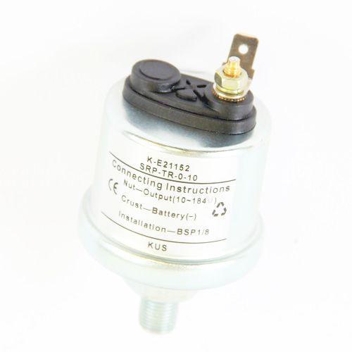 KUS Öldruckgeber BSP-1/8 0-10bar 10~184 O