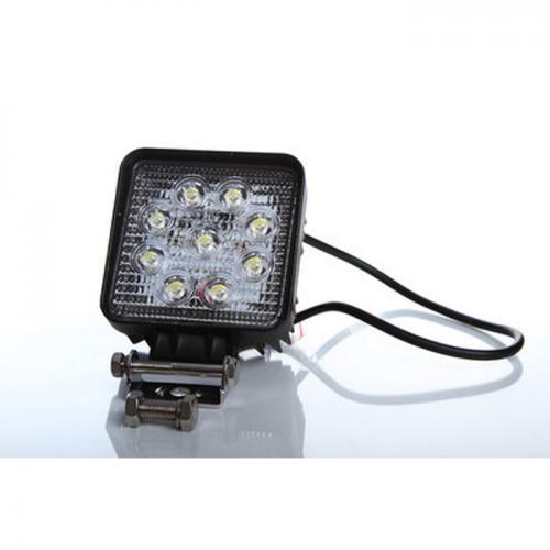 LED-Arbeitsscheinwerfer, 9-30 Volt, 27 Watt, 2340 Lumen