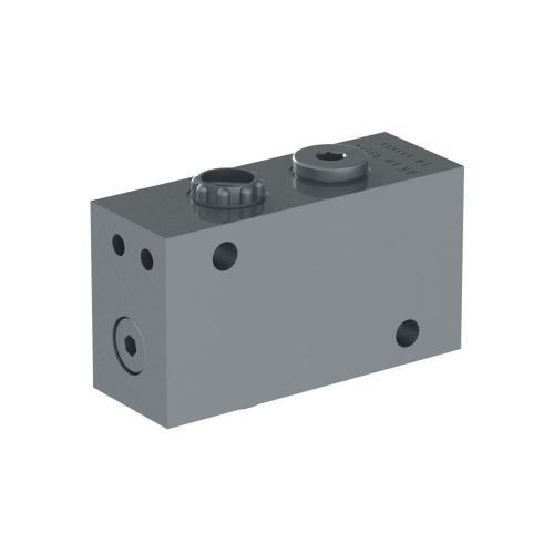 Leitungsdoppelschockventil - TL - 210 bar