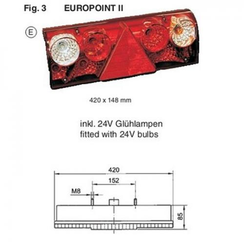 Lichtscheibe, Europoint II