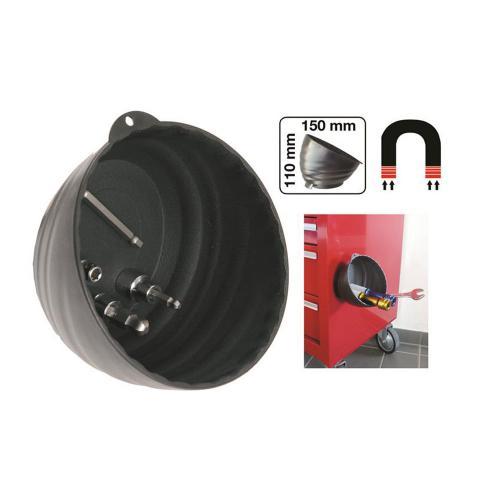 Magnet-Haftschale, extra hoher Rand, Ø 145 mm