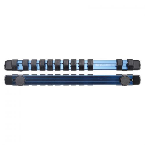 """Magnet-Halteschiene für 12 Steckschlüsseleinsätze 12 mm - 1/2"""""""