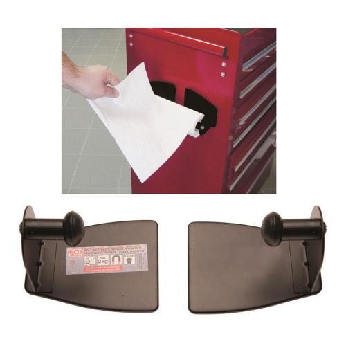 Magnet-Papierrollen-Halter, 2-tlg.