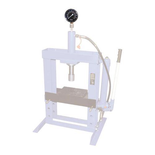 Manometer für Werkstattpresse, passend für BGS 9247