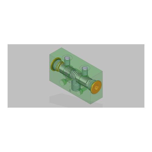 Mengenteiler 15 - 30 l/min - G